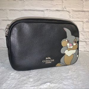 NWT🏷 Disney X Coach Crossbody With Thumper